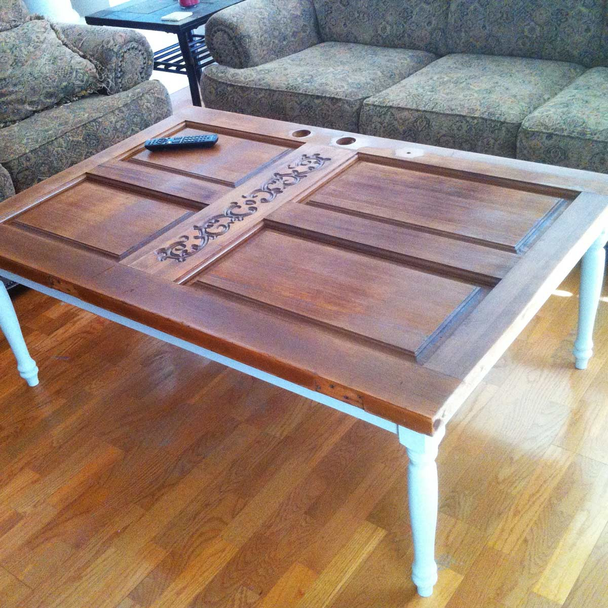 Natural 2 Drawer Shutter Coffee Tables Intended For Popular 14 Super Cool Homemade Coffee Table Ideas — The Family Handyman (View 12 of 20)