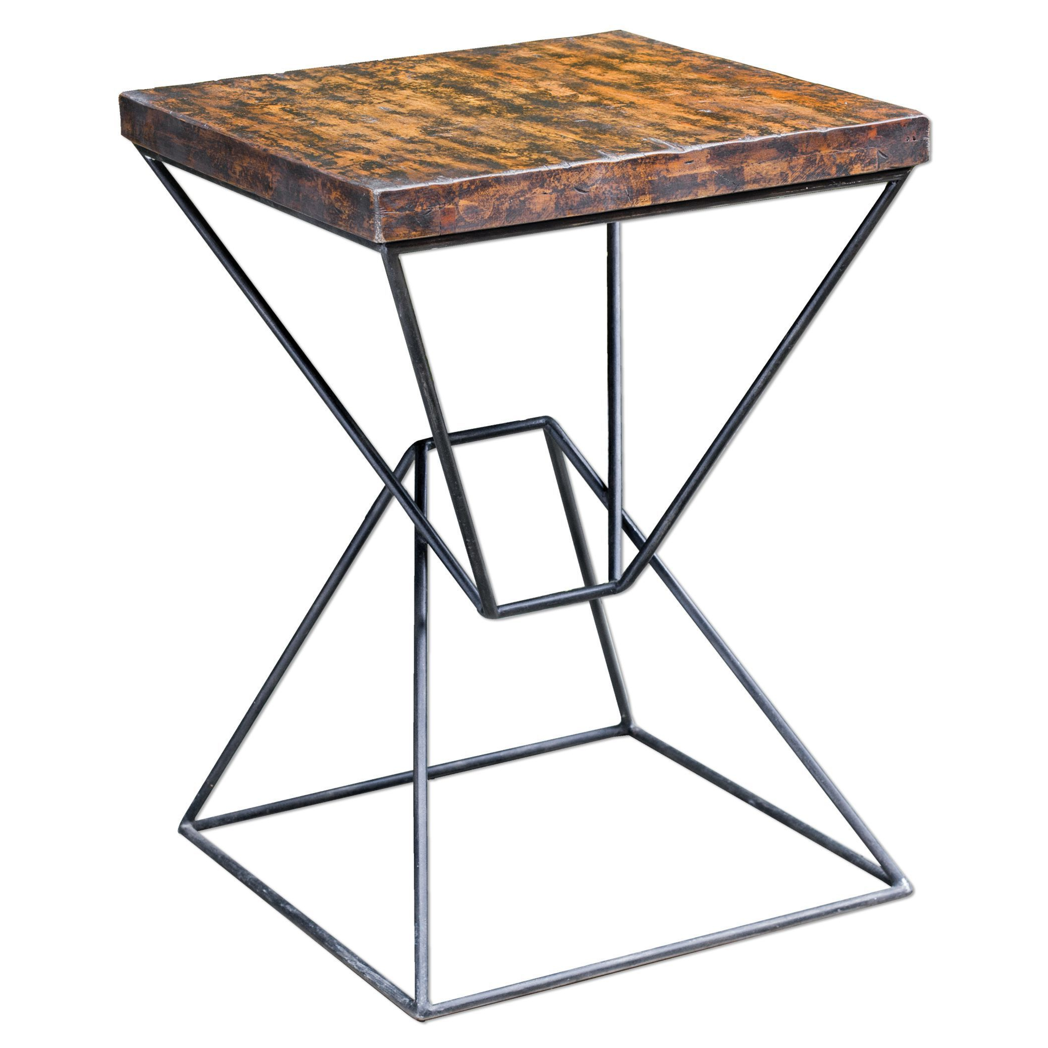 Naveen Coffee Tables Inside 2019 Naveen Modern Accent Table – Free Shipping Today – Overstock –  (View 10 of 20)