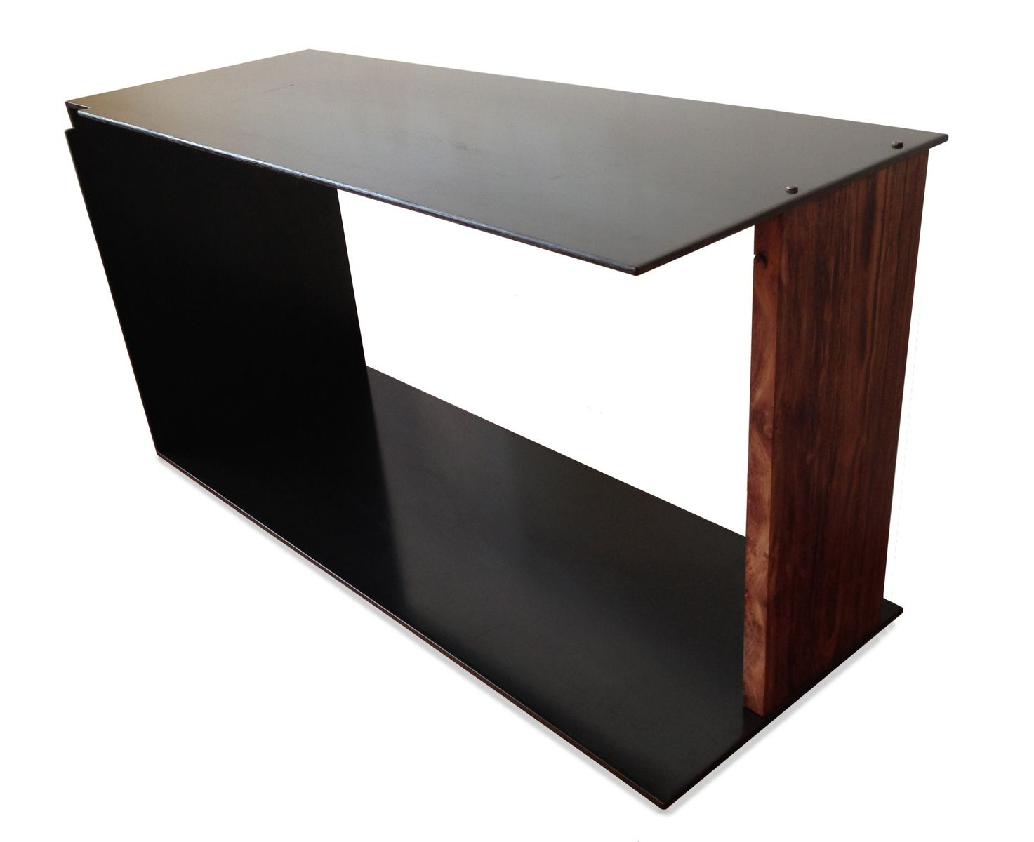 Newest Hand Crafted Szk Metals 'xy' Modern Minimalist Metal Coffee Table Regarding Minimalist Coffee Tables (Gallery 10 of 20)