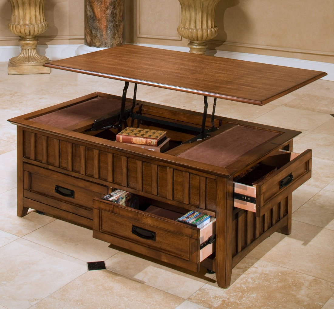 Newest Logan Cocktail Tables With Regard To New Classic Logan Lift Top Cocktail In Spice (View 19 of 20)