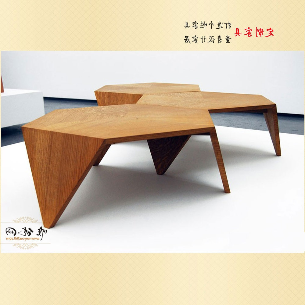 Newest Minimalist Coffee Tables In Modern Creative Japanese Designer Furniture, Coffee Table Minimalist (View 20 of 20)