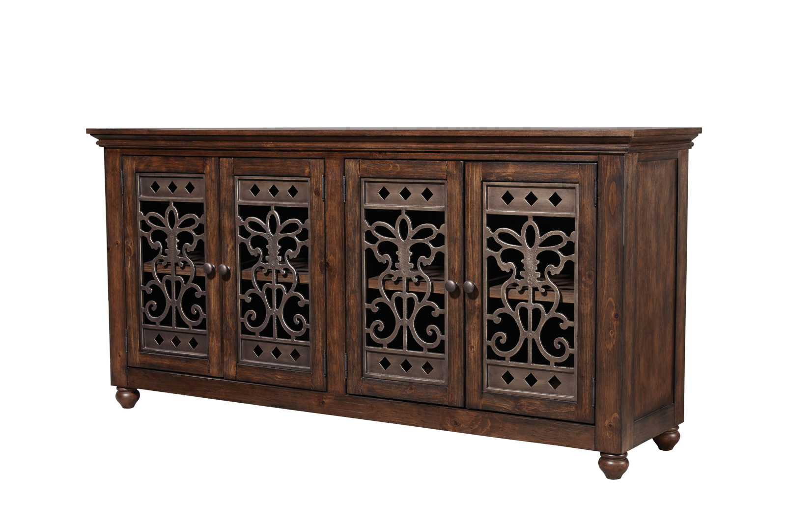 Newest Palazzo 87 Inch Sideboards Intended For Buffet In Dining Rooms Outlet (View 9 of 20)