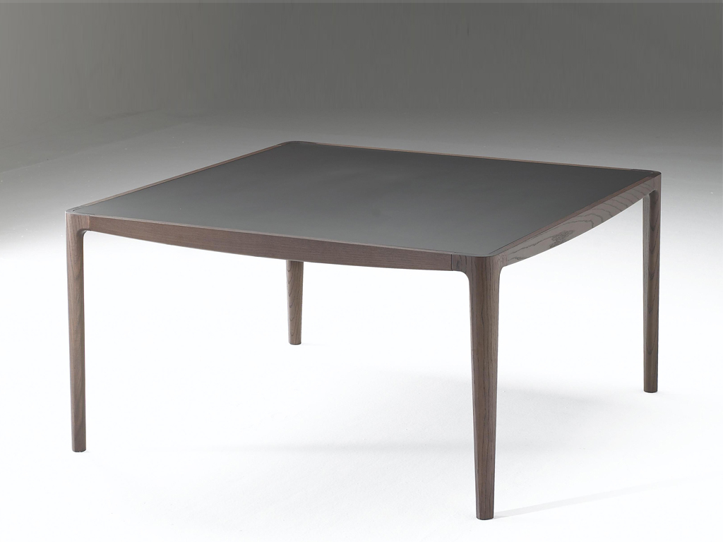 Newest Smoked Oak Coffee Tables In Saturno Table Smoked Oak – Contemporary Modern Italian Furniture (View 7 of 20)