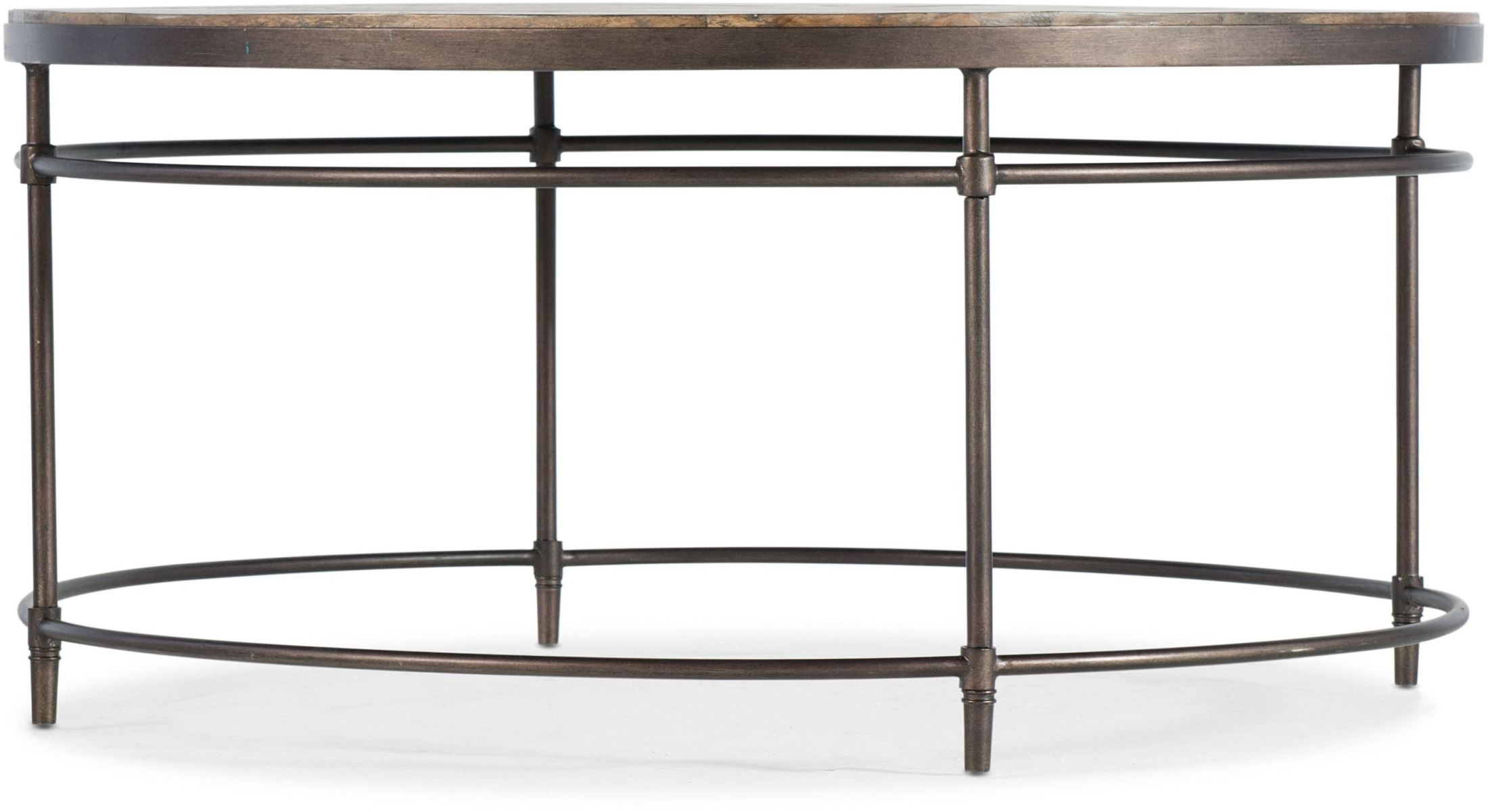 Newest St. Armand Brown Round Cocktail Table From Hooker (Gallery 13 of 20)