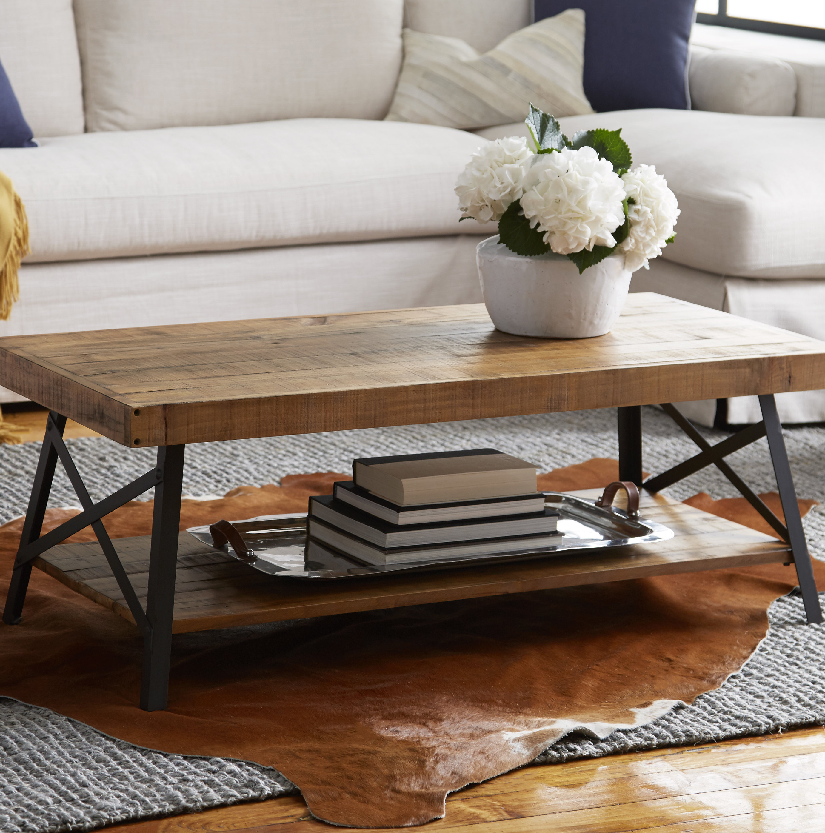 Newest Trent Austin Design Laguna Coffee Table & Reviews (Gallery 10 of 20)