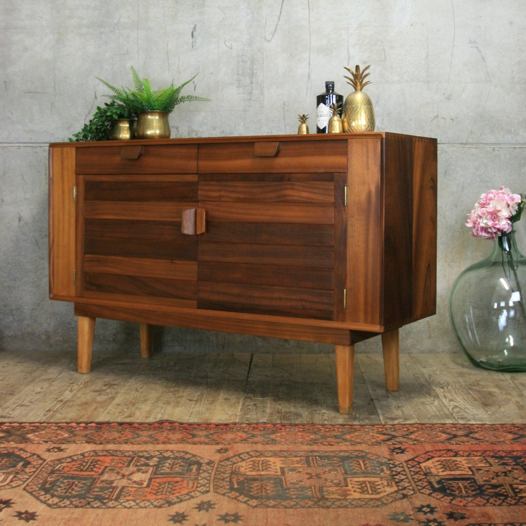 Newest Walnut Small Sideboards For Small Mid Century Walnut Sideboard #3/19 Pedlars (View 9 of 20)