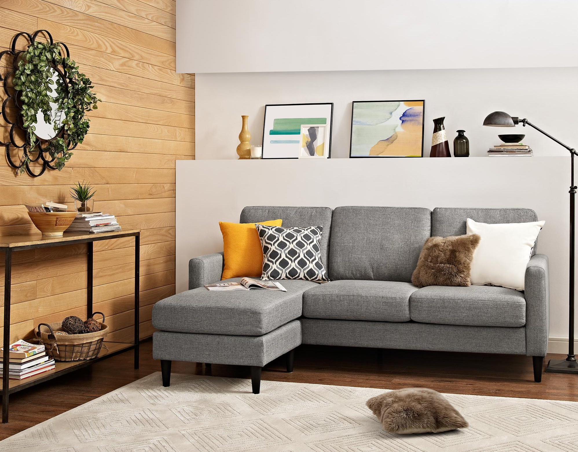 Newest Whitley 3 Piece Sectionals By Nate Berkus And Jeremiah Brent For New Savings On Hadley Nightstand, Beige (View 13 of 20)