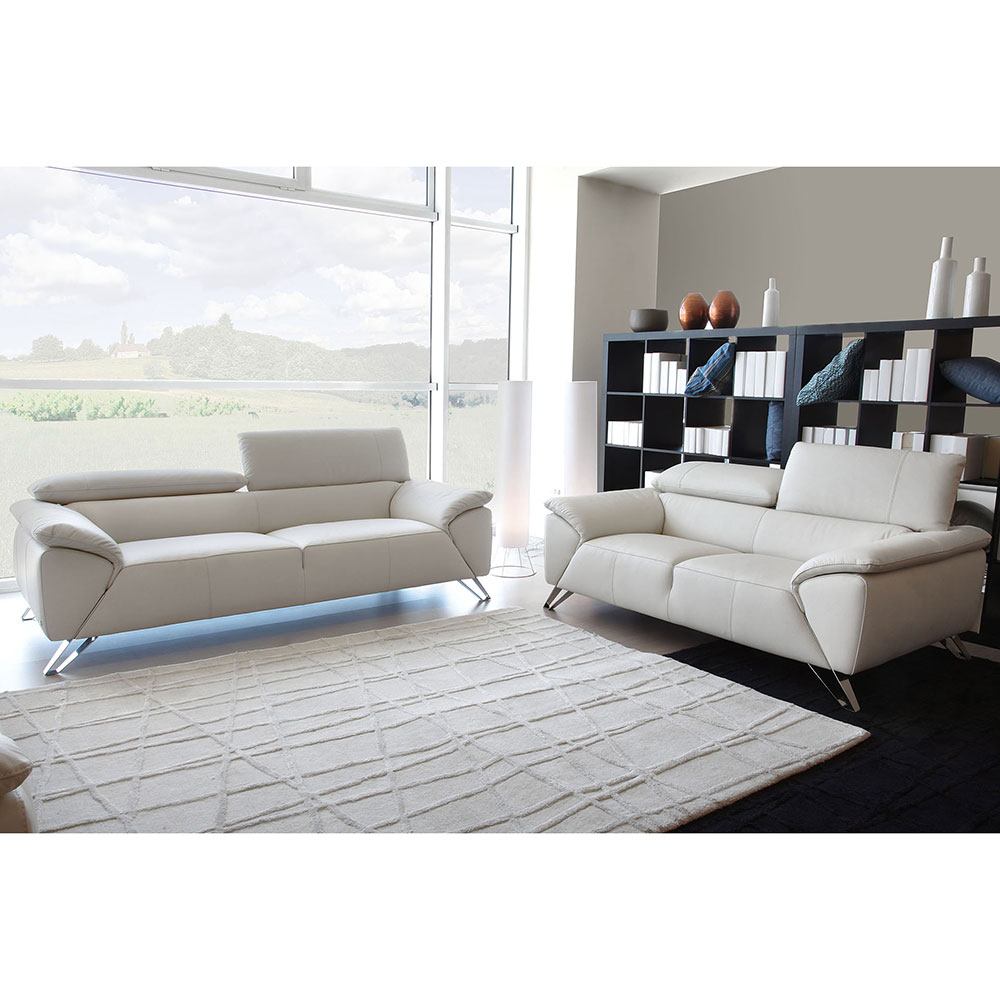 Nico Grey Sectionals With Left Facing Storage Chaise In 2019 Tesla Leather Chair, Ottoman, Love Seat, Sofa Or Sectional (View 9 of 20)