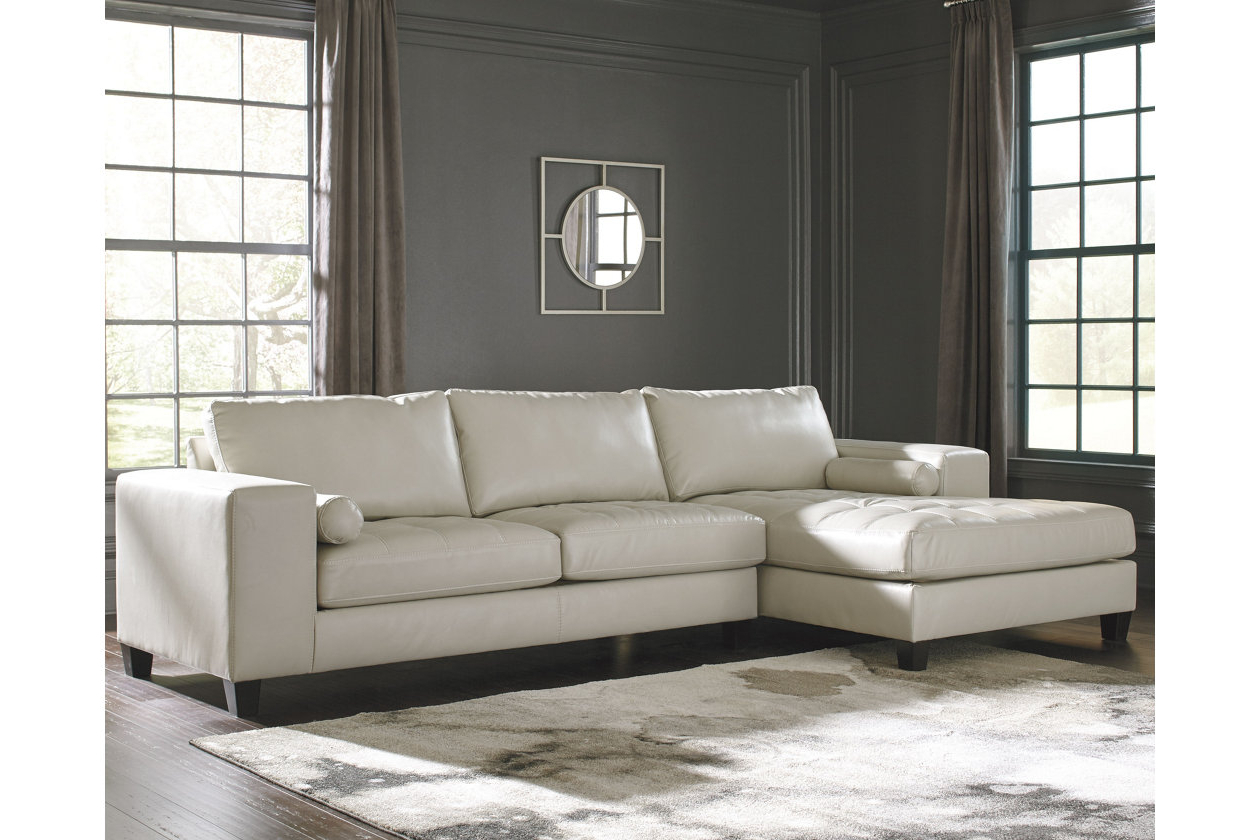 Nokomis 2 Piece Sectional (Gallery 12 of 20)