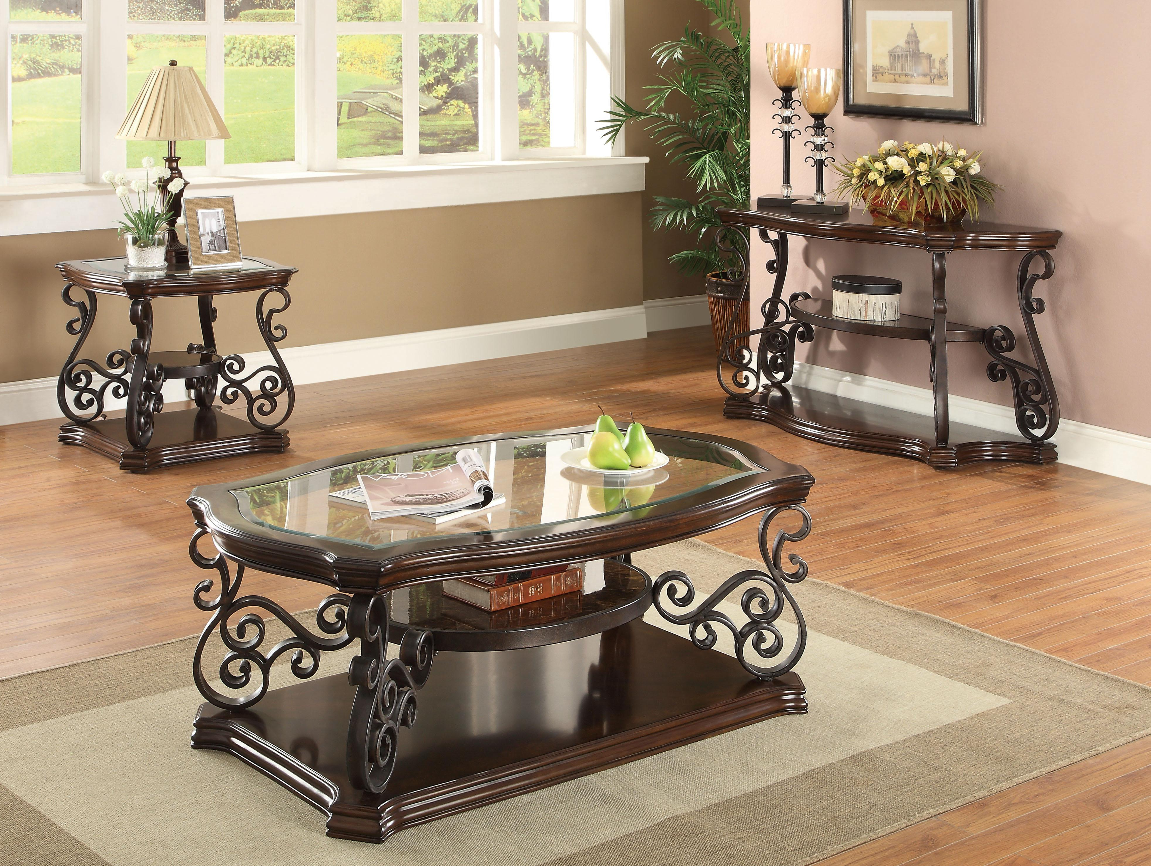 Northeast Factory Pertaining To Most Popular Traditional Coffee Tables (View 9 of 20)