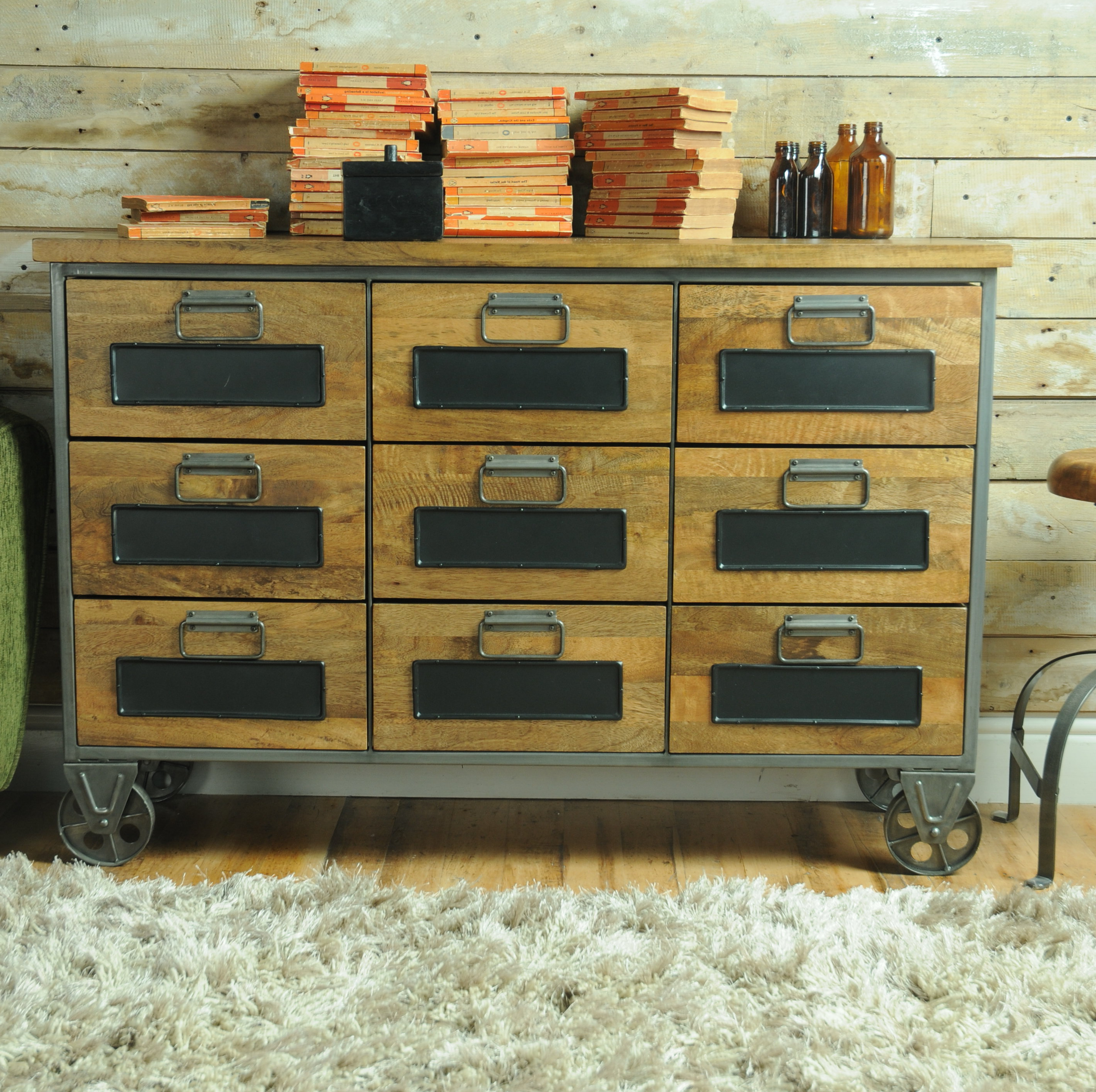 Norwood Sideboards For Well Known Laurel Foundry Villers Sideboard (Gallery 10 of 20)