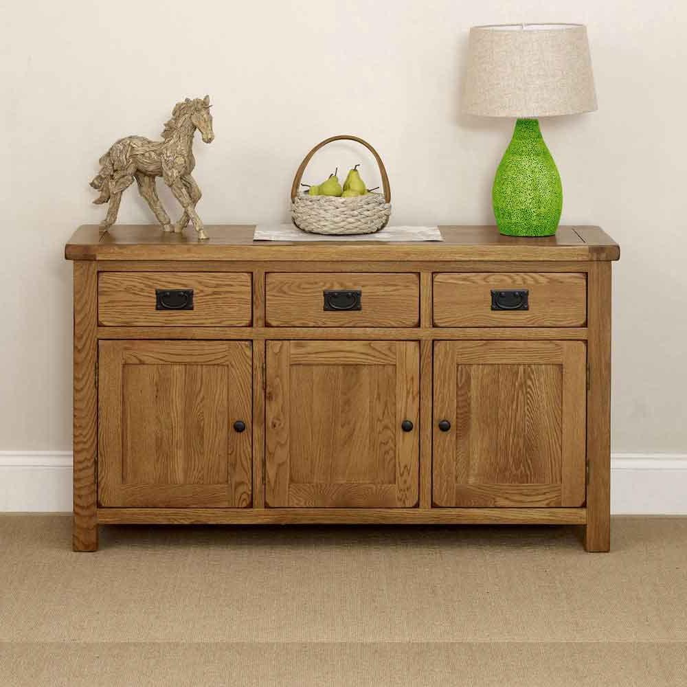 Oak Furniture (View 11 of 20)