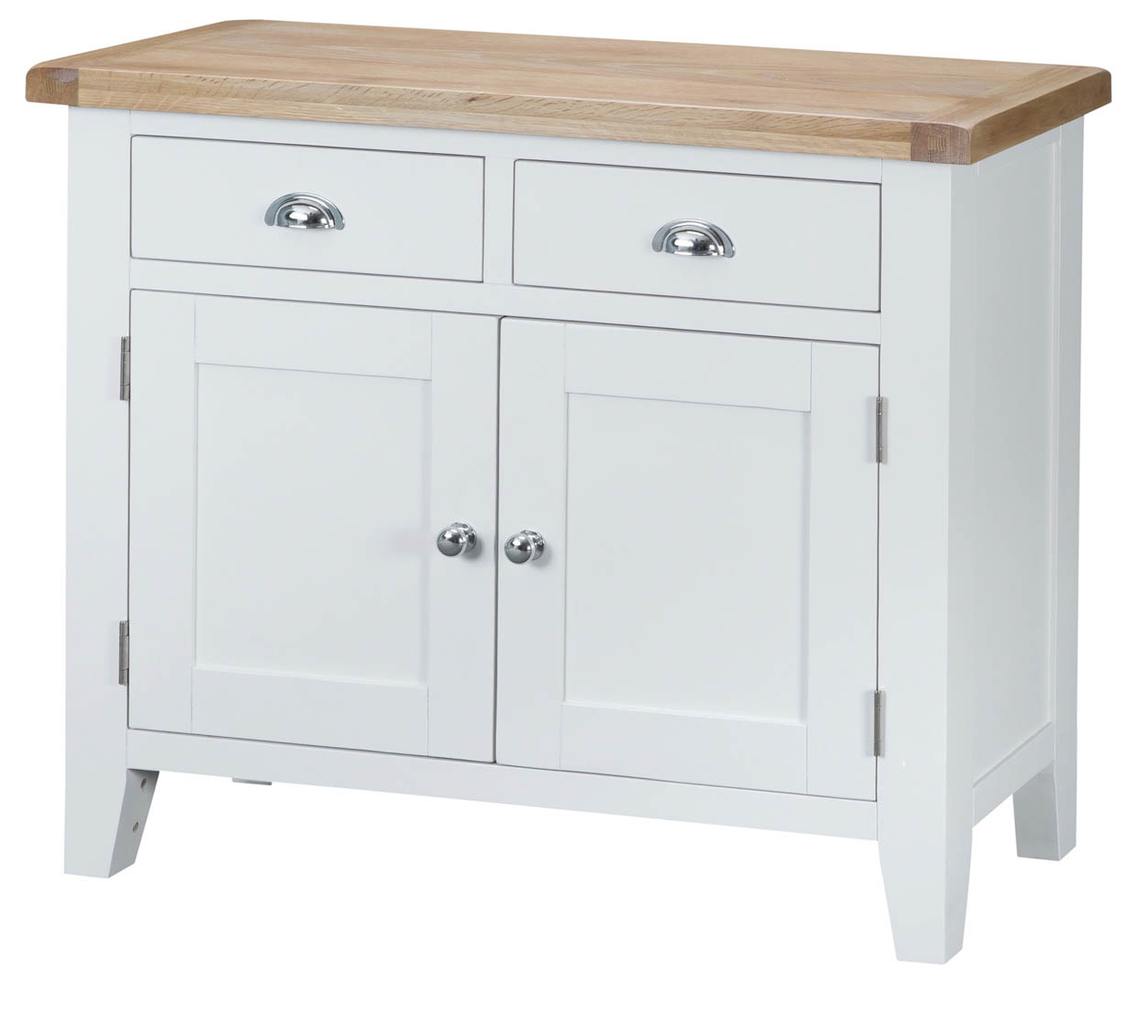 Oak World For White Wash 2 Door Sideboards (View 4 of 20)
