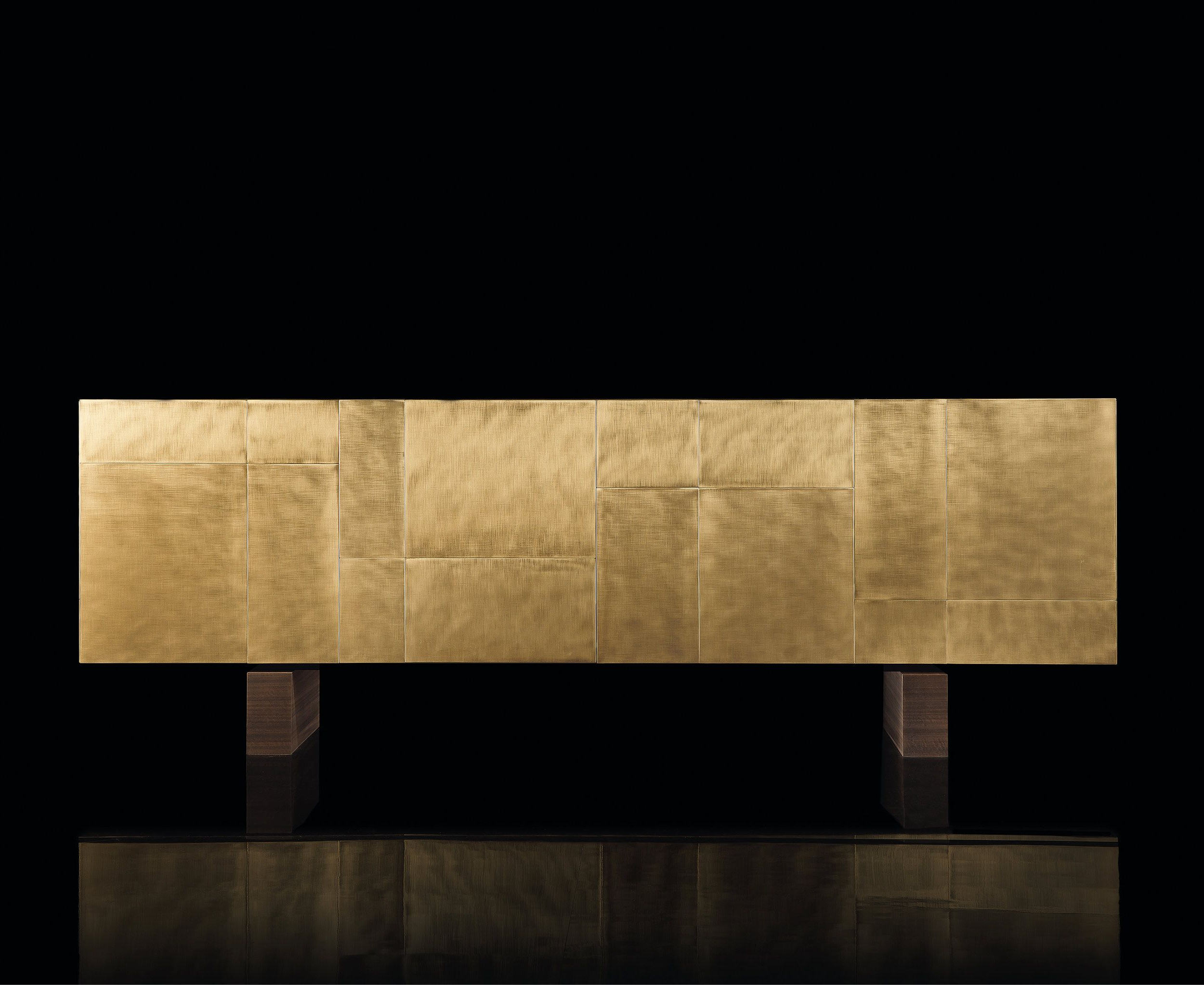 Oil Pale Finish 4 Door Sideboards Regarding Most Popular Structure Structure, Base And N (View 10 of 20)