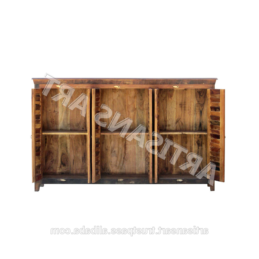 Old Style Antique Sideboard, Old Style Antique Sideboard Suppliers With Most Popular Reclaimed 3 Drawer Icebox Sideboards (View 8 of 20)