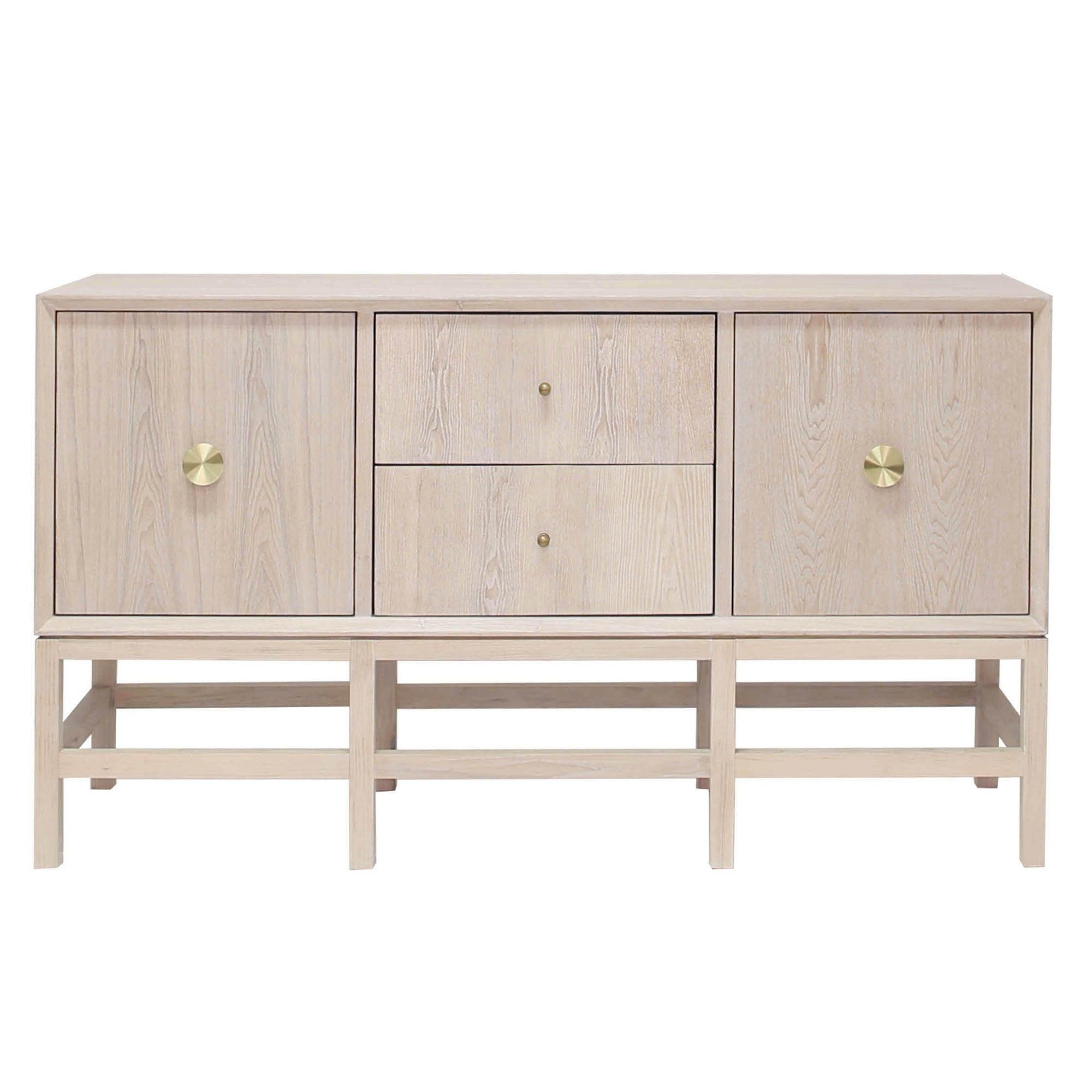 Otb 2Door Blue Accent Chest T Within Most Up To Date Neeja 3 Door Sideboards (View 12 of 20)