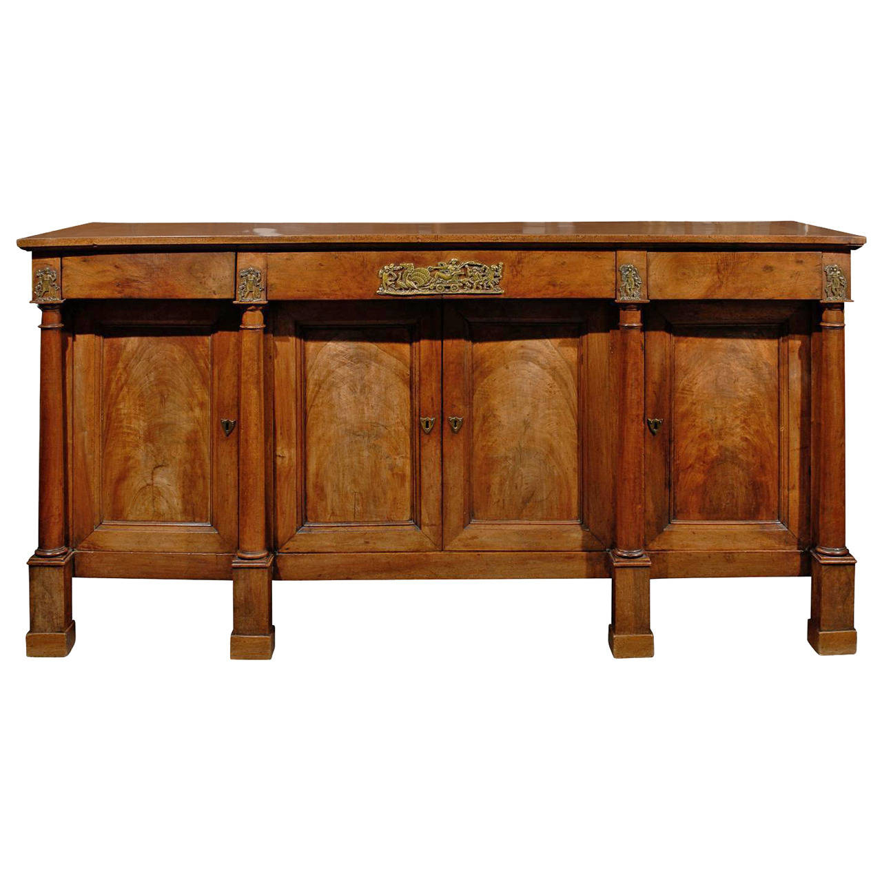Palazzo 87 Inch Sideboards Intended For 2018 Https://www (View 19 of 20)
