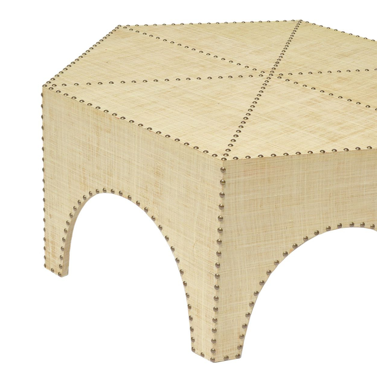 Palecek Casablanca Coffee Table @zinc Door (View 12 of 20)