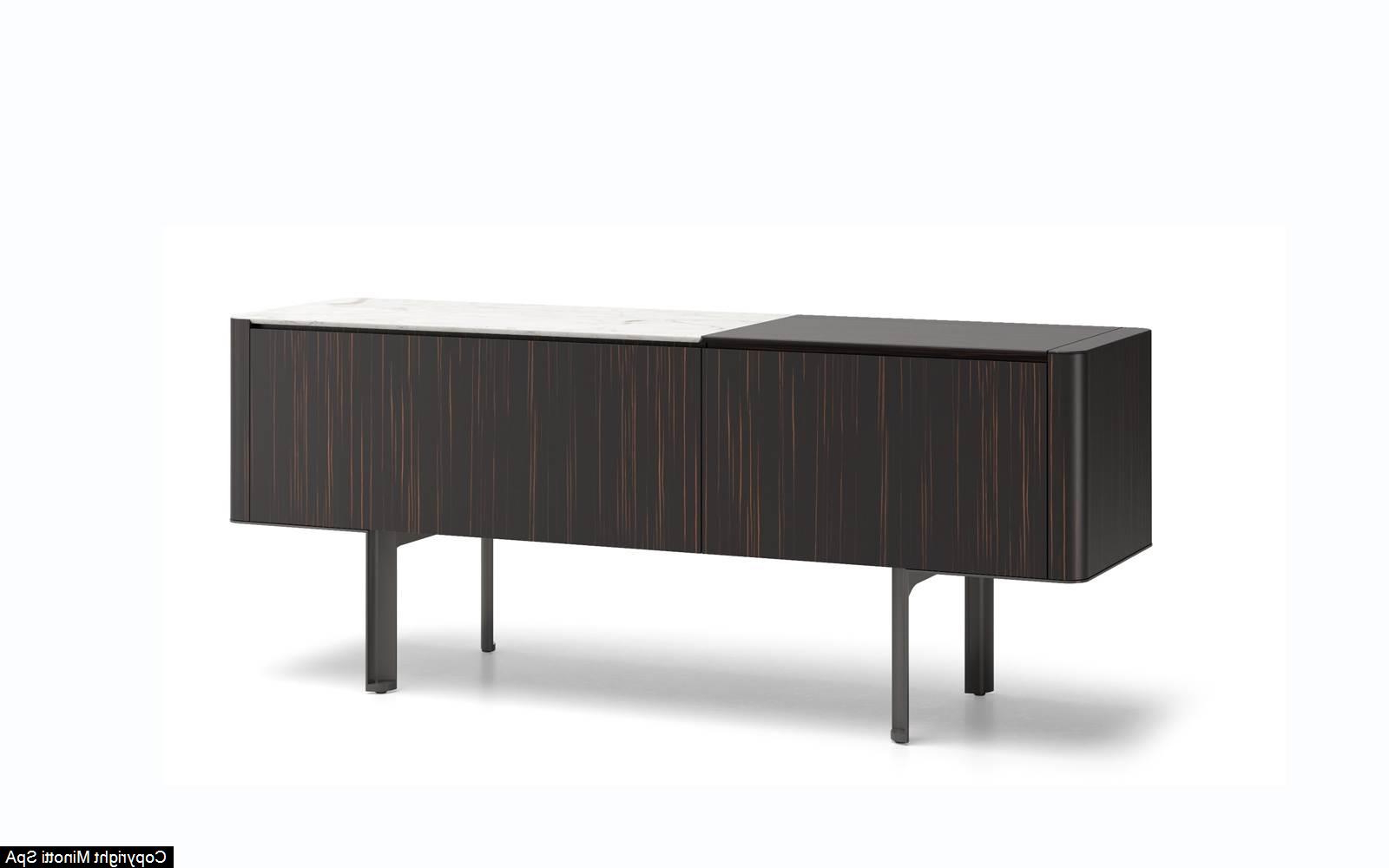 Parrish Sideboards Pertaining To 2018 Lou Sideboard – Minotti (View 12 of 20)