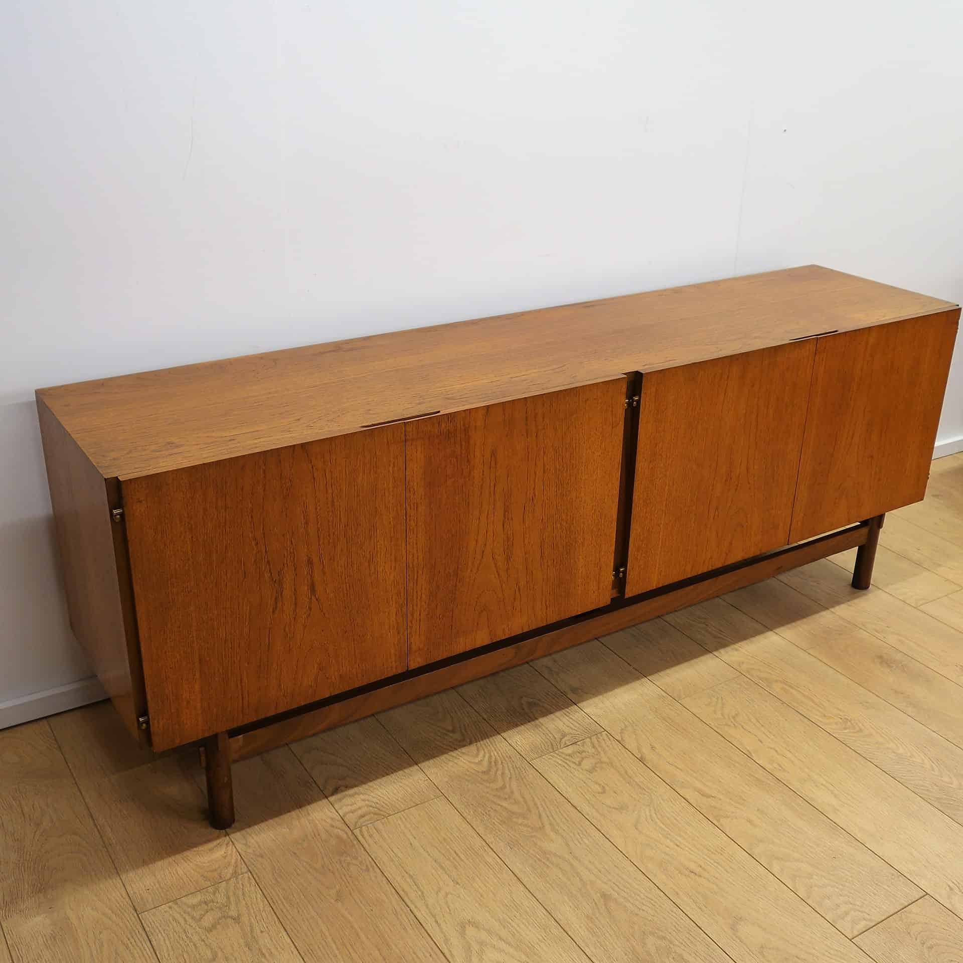 Parrish Sideboards With Regard To Well Known 1960s Teak Sideboardvanson – Mark Parrish Mid Century Modern (View 5 of 20)