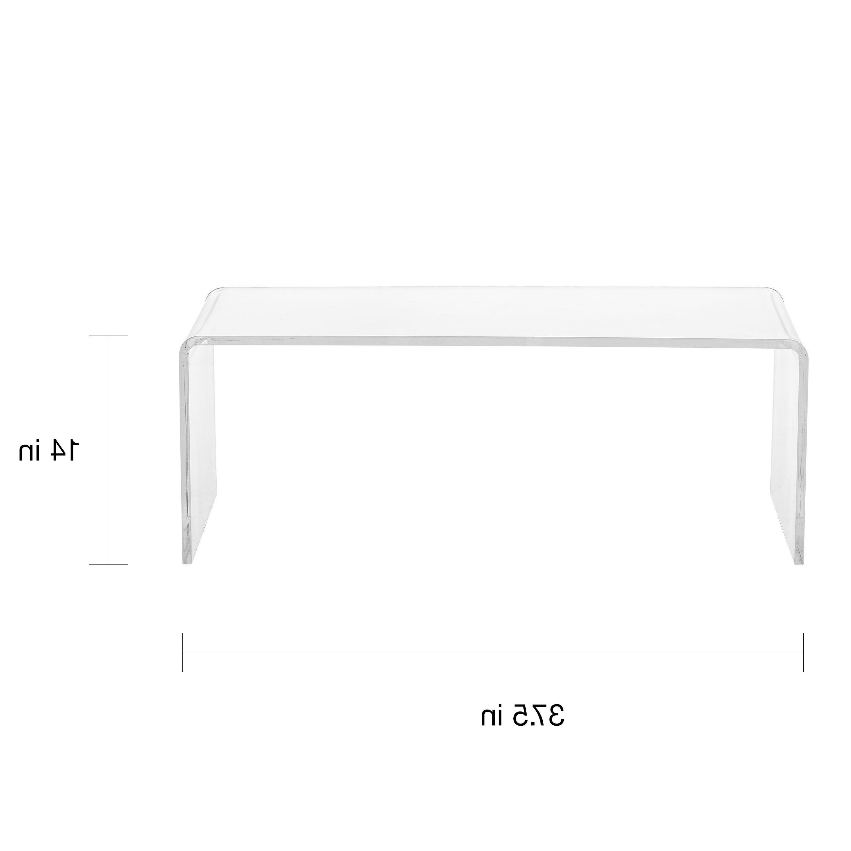 Peekaboo Acrylic Coffee Tables In 2018 Clear Acrylic Coffee Table (View 13 of 20)