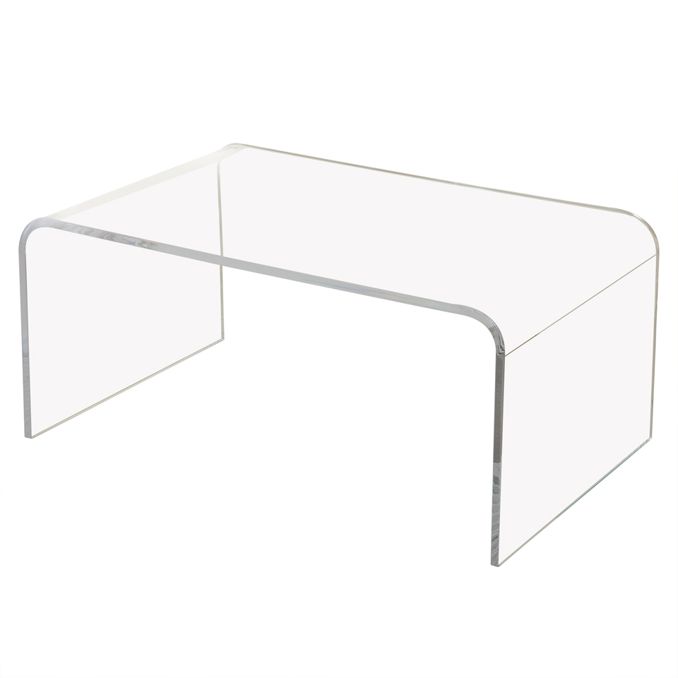 Peekaboo Acrylic Coffee Tables With Well Known Acrylic Coffee Table Legs – Acrylic Coffee Table Cleaning And Caring (Gallery 4 of 20)