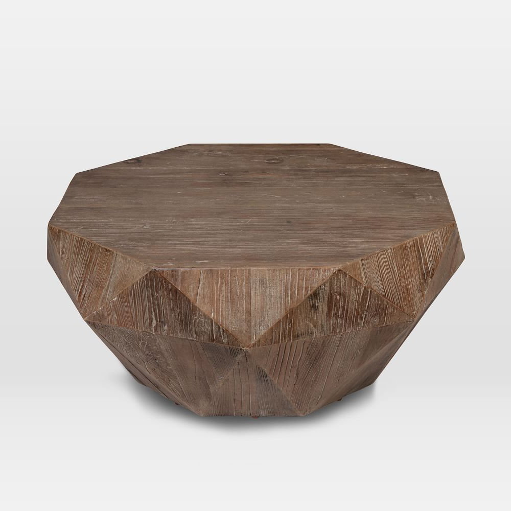 Featured Photo of Geo Faceted Coffee Tables