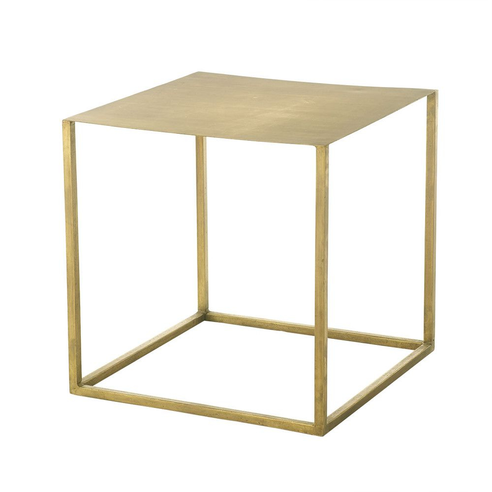 Pinterest In Widely Used Brass Iron Cube Tables (Gallery 1 of 20)