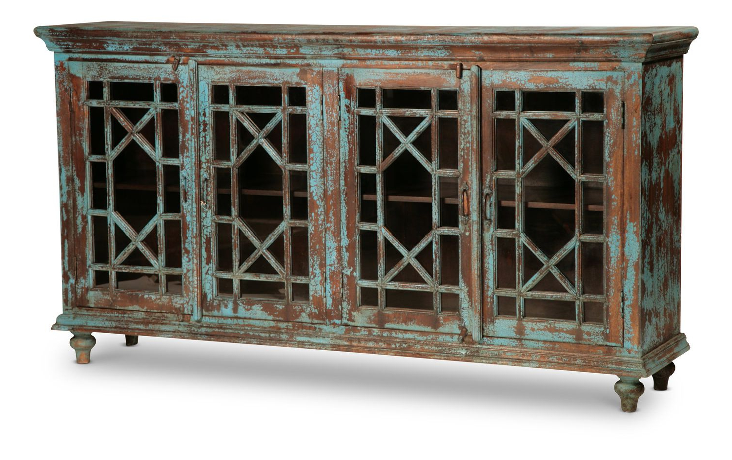 Pinterest Within Well Known Vintage Finish 4 Door Sideboards (View 14 of 20)