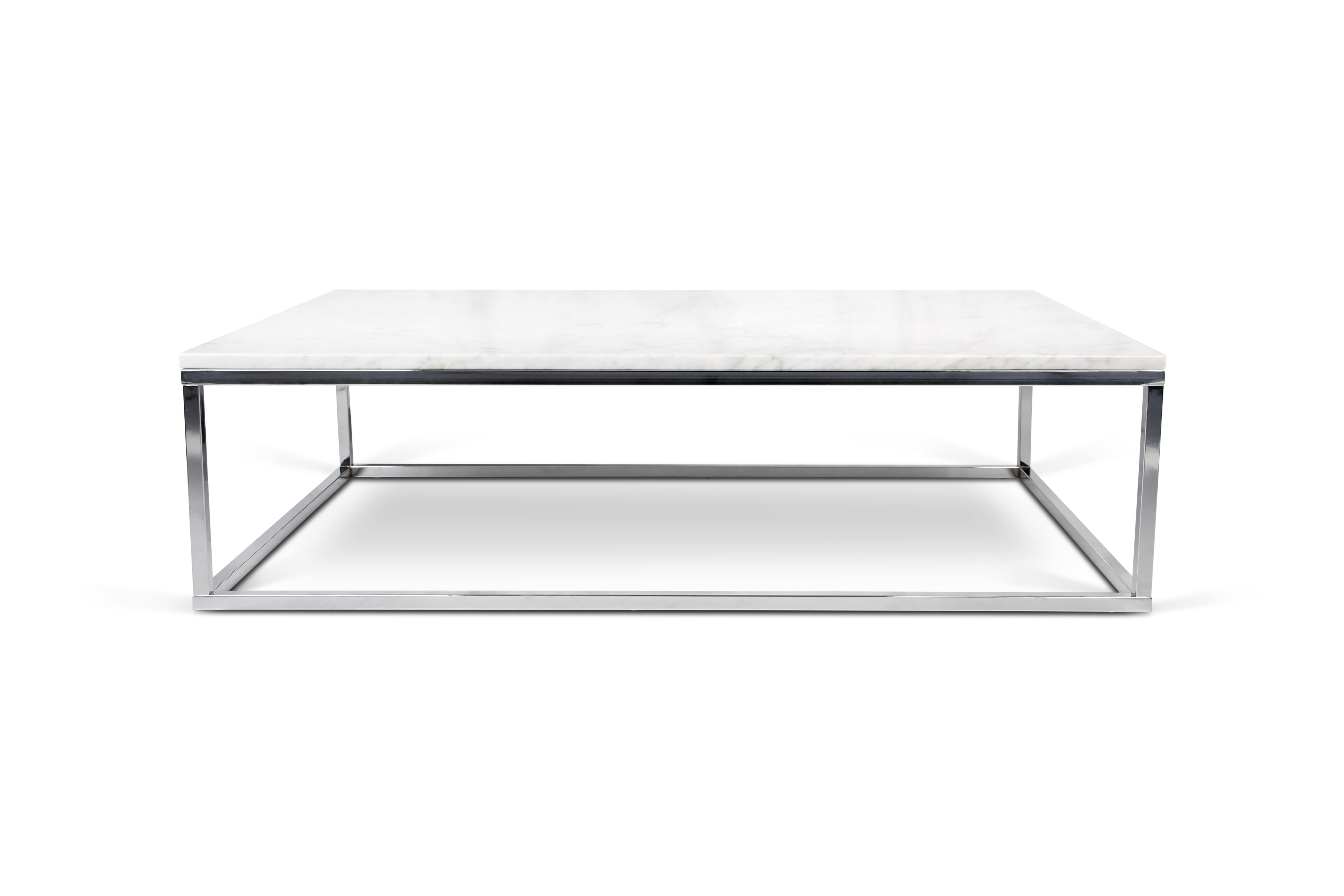 Pomphome With Regard To Latest Modern Marble Iron Coffee Tables (Gallery 3 of 20)
