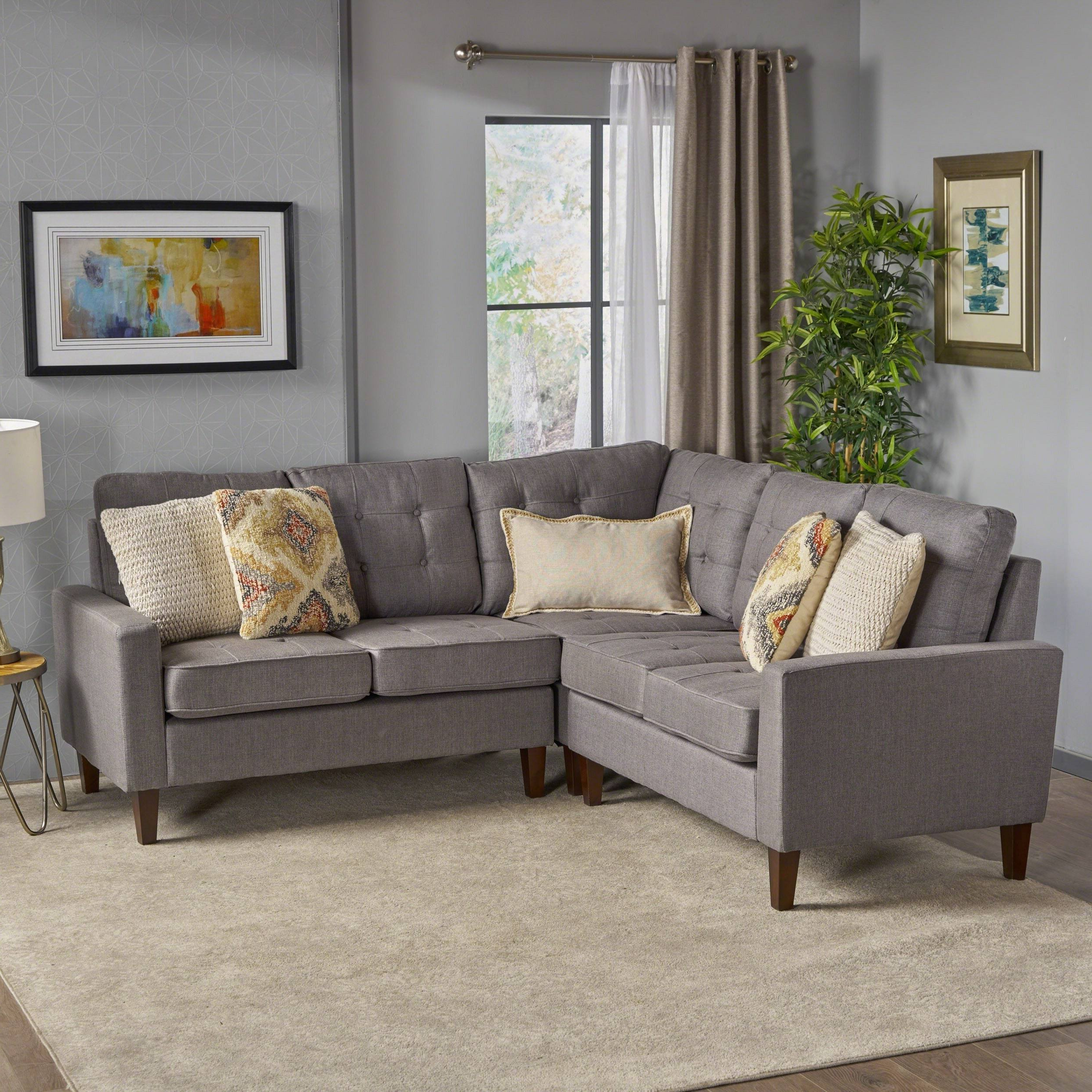 Popular 3 Piece Sectional Sofa (Gallery 16 of 20)