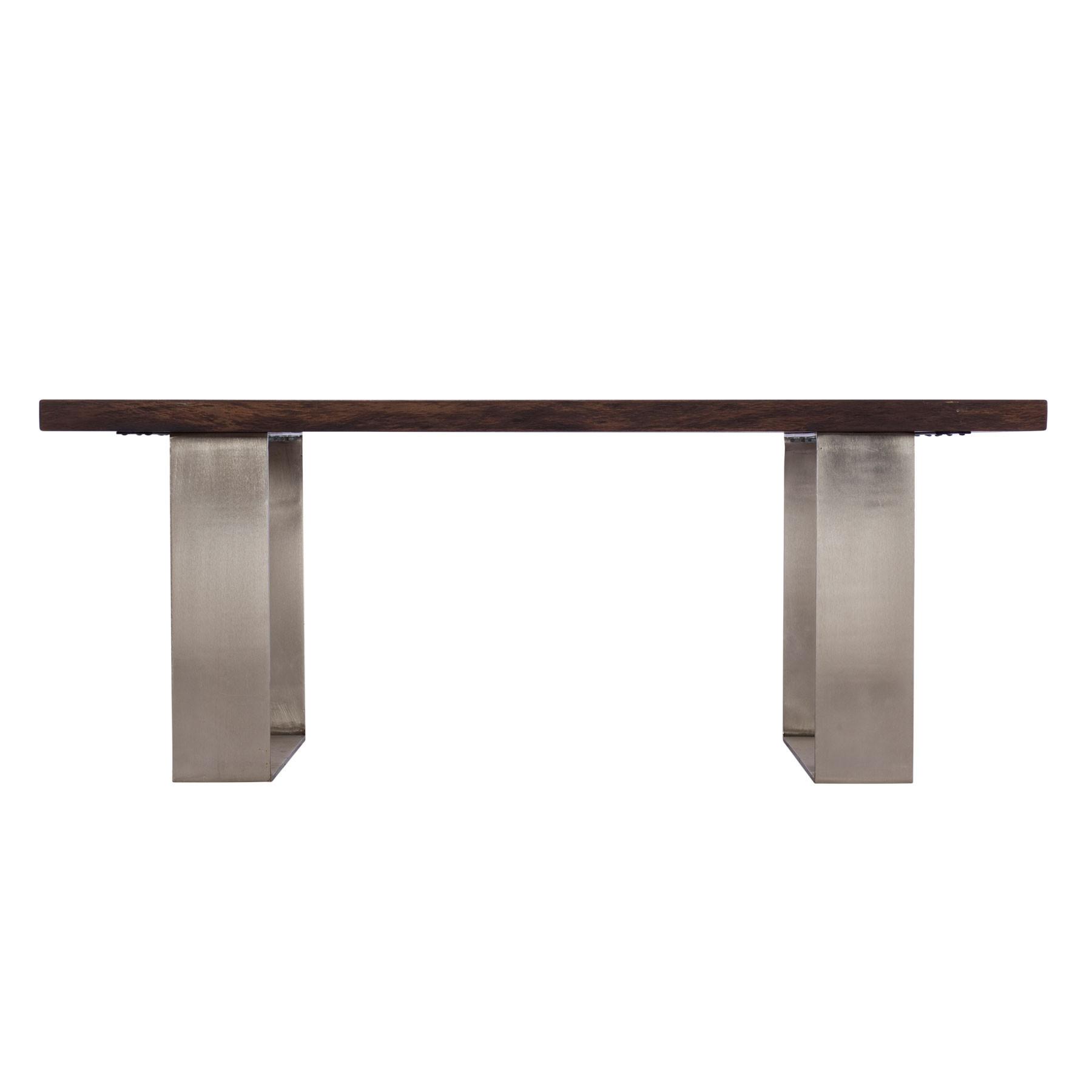 Popular Blake Smoked Oak Coffee Table Within Smoked Oak Coffee Tables (Gallery 17 of 20)