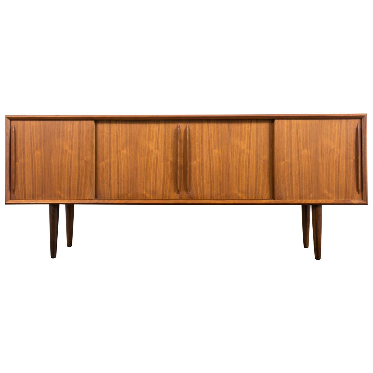 Popular Boyce Sideboards With Danish Modern Sideboardh.p (View 6 of 20)