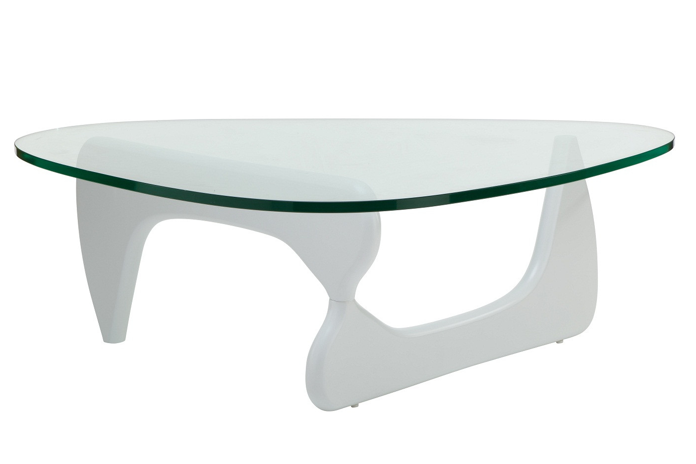 Popular Brisbane Oval Coffee Tables Inside Noguchi Coffee Table White (View 16 of 20)