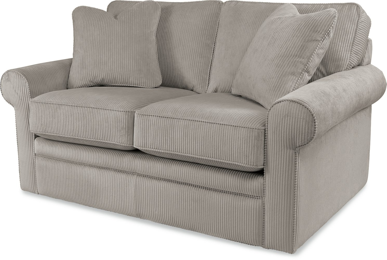 Popular Collins Sofa Sectionals With Reversible Chaise Inside La Z Boy Collins Premier Loveseat & Reviews (Gallery 10 of 20)
