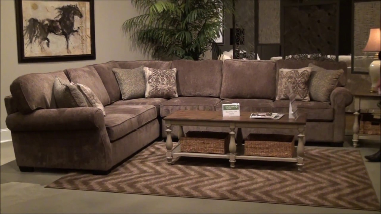 Popular Elm Grande Ii 2 Piece Sectionals Inside Rio Grande Sectional Sofafairmont Designs – Youtube (Gallery 6 of 20)