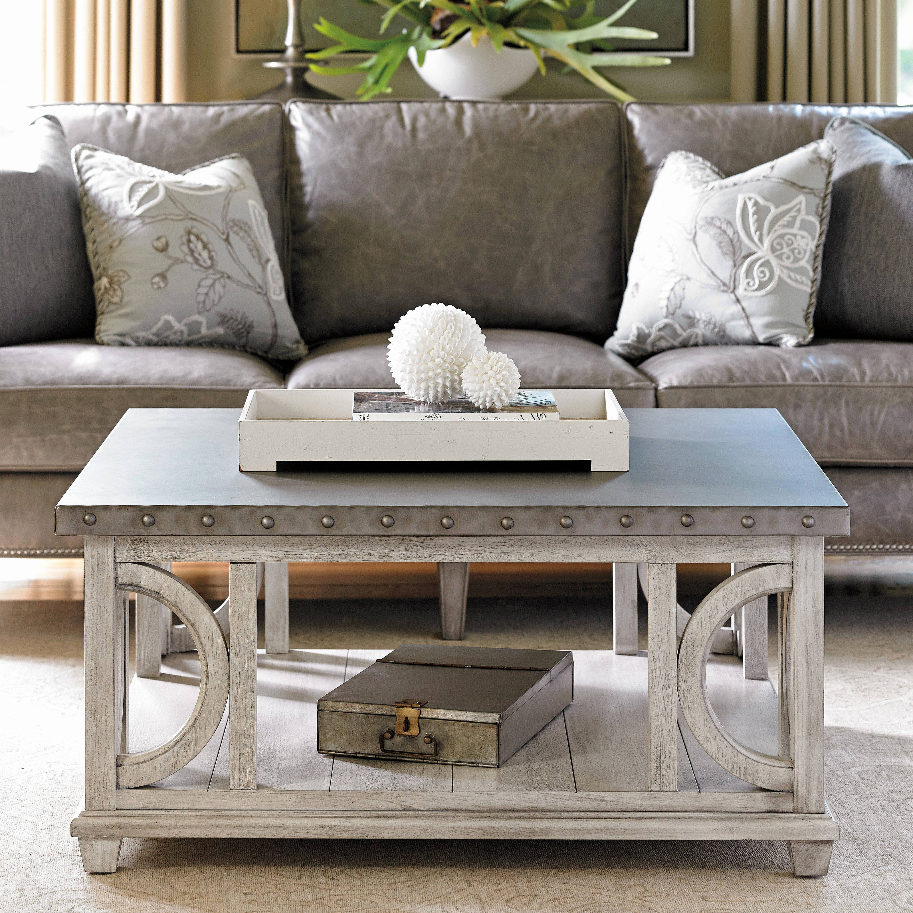 Popular Joanna Gaines Coffee Table Best Of Magnolia Home Iron Trestle In Magnolia Home Iron Trestle Cocktail Tables (Gallery 20 of 20)