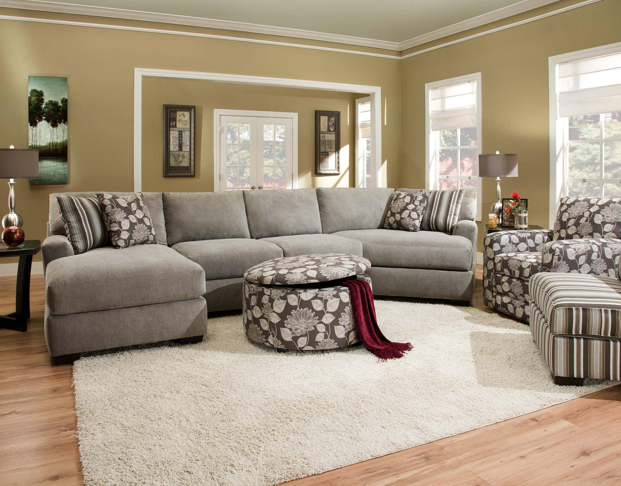 Popular Josephine 2 Piece Sectionals With Laf Sofa With Sofas: Nice Looking Patola Park Sectional Design For Lovely Family (Gallery 13 of 20)