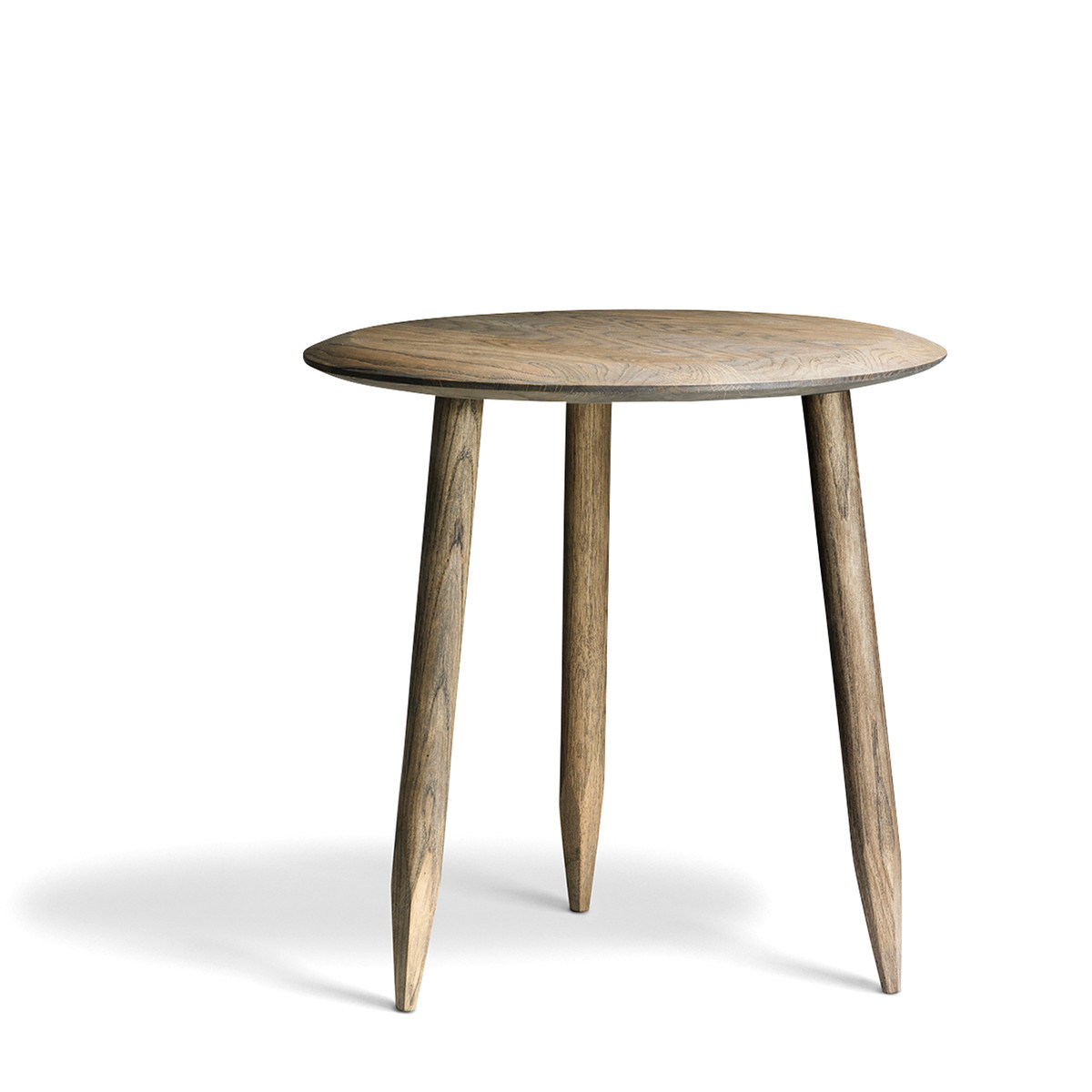 Popular Smoked Oak Side Tables With Hoof Table Sw1&tradition In The Shop (View 3 of 20)