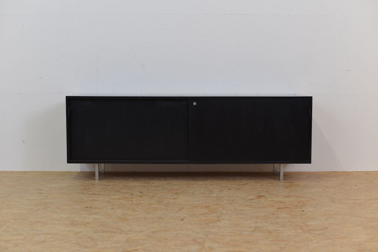 Popular Vintage Sideboardflorence Knoll For Sale At Pamono Regarding Girard 4 Door Sideboards (View 13 of 20)