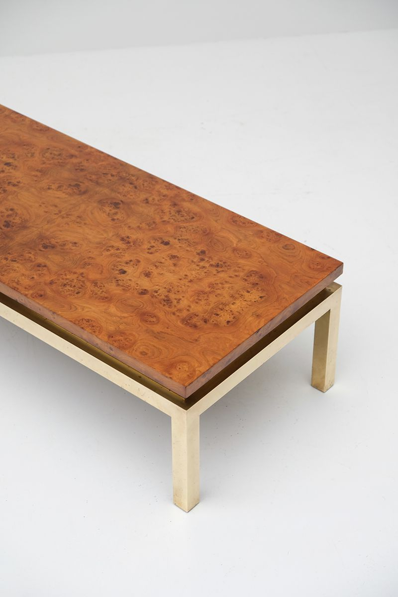 Preferred Burlwood Coffee Table With Oslo Burl Wood Veneer Coffee Tables (View 6 of 20)