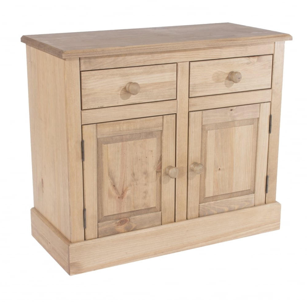 Preferred Cotswold 2 Door 2 Drawer Sideboard (View 16 of 20)