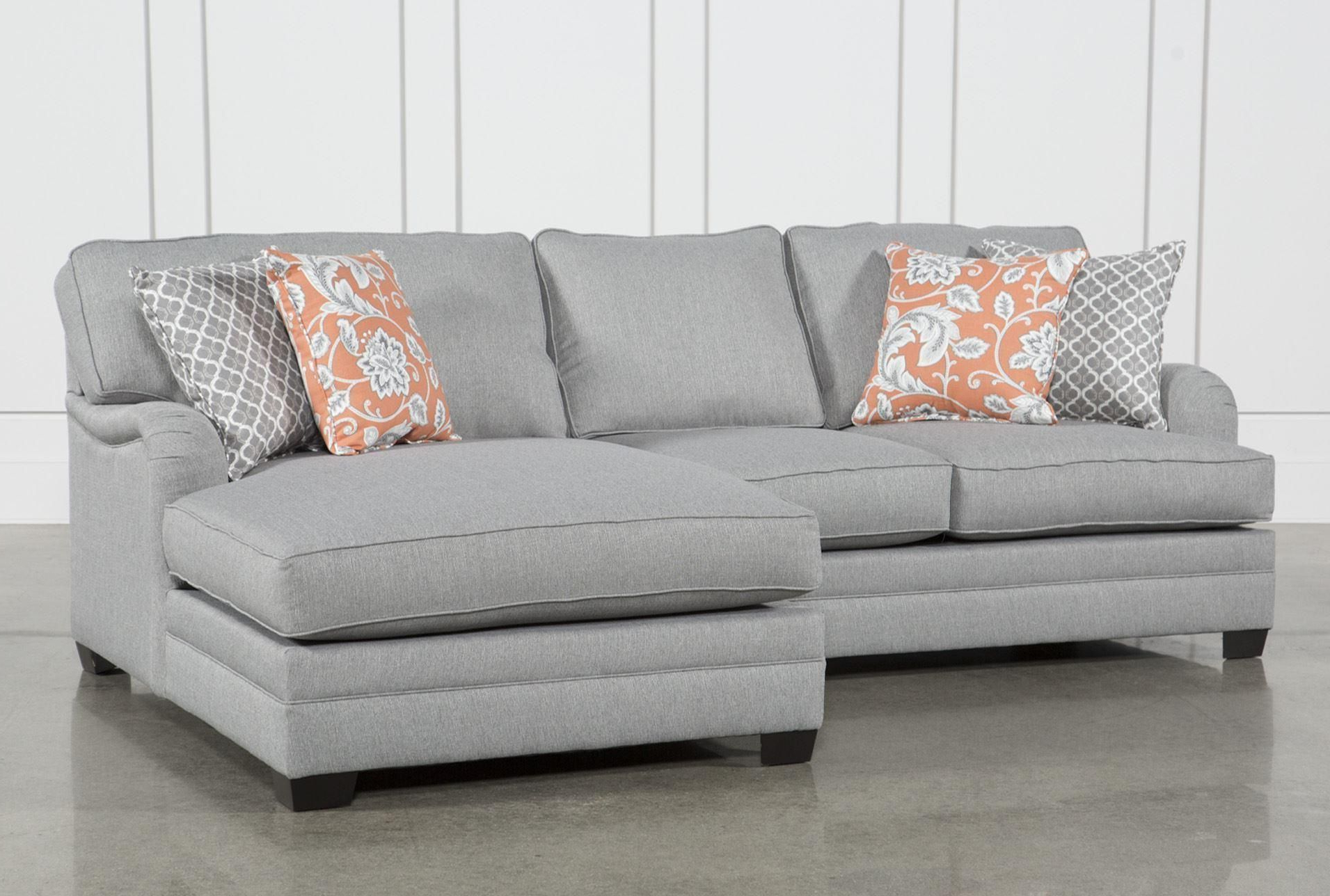 Preferred Mcculla Sofa Sectionals With Reversible Chaise For Marissa 2 Piece Sectional W/raf Chaise (Gallery 2 of 20)