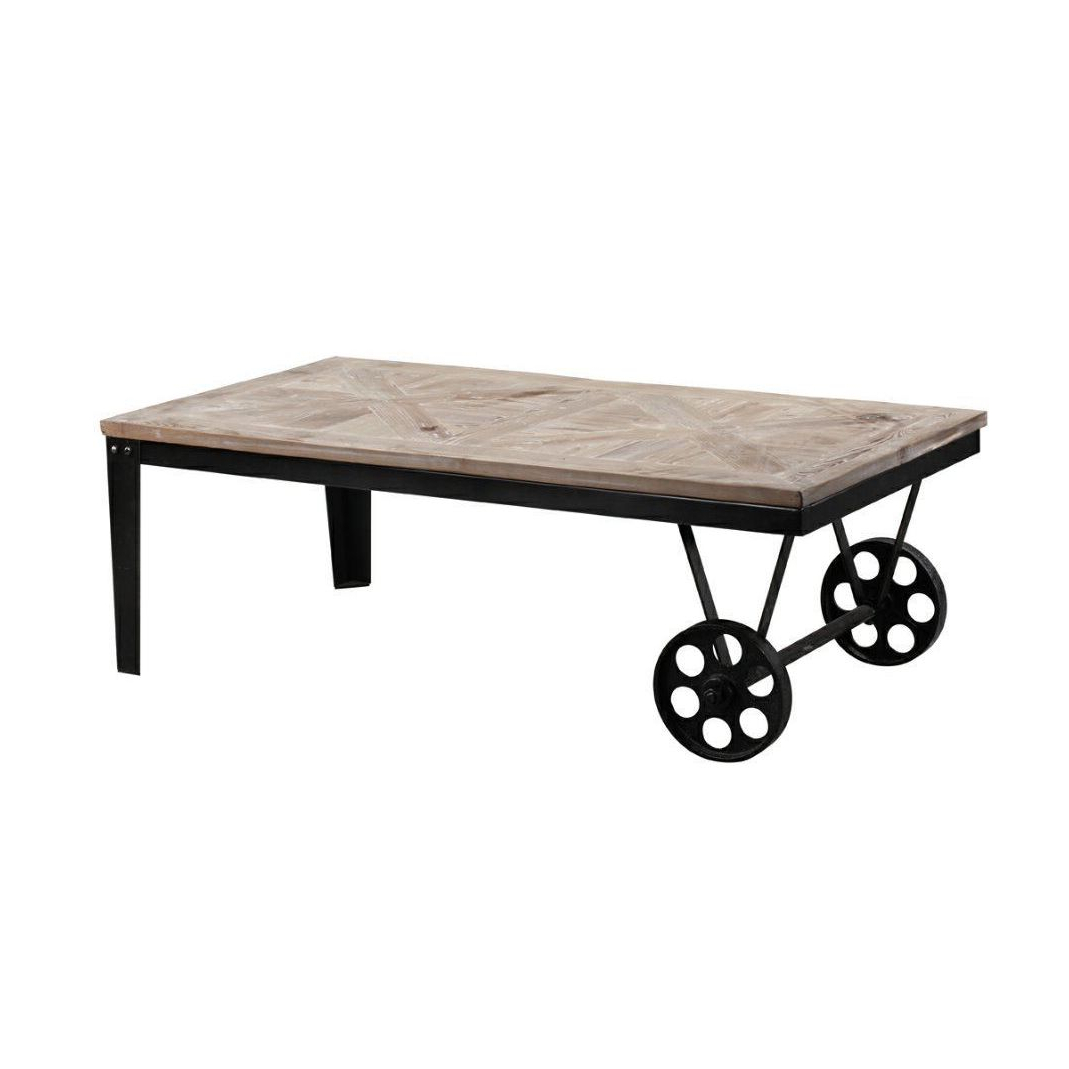Prescott Cocktail Tables Throughout Well Known Shop Burnham Home Designs Prescott Coffee Table – On Sale – Free (Gallery 9 of 20)