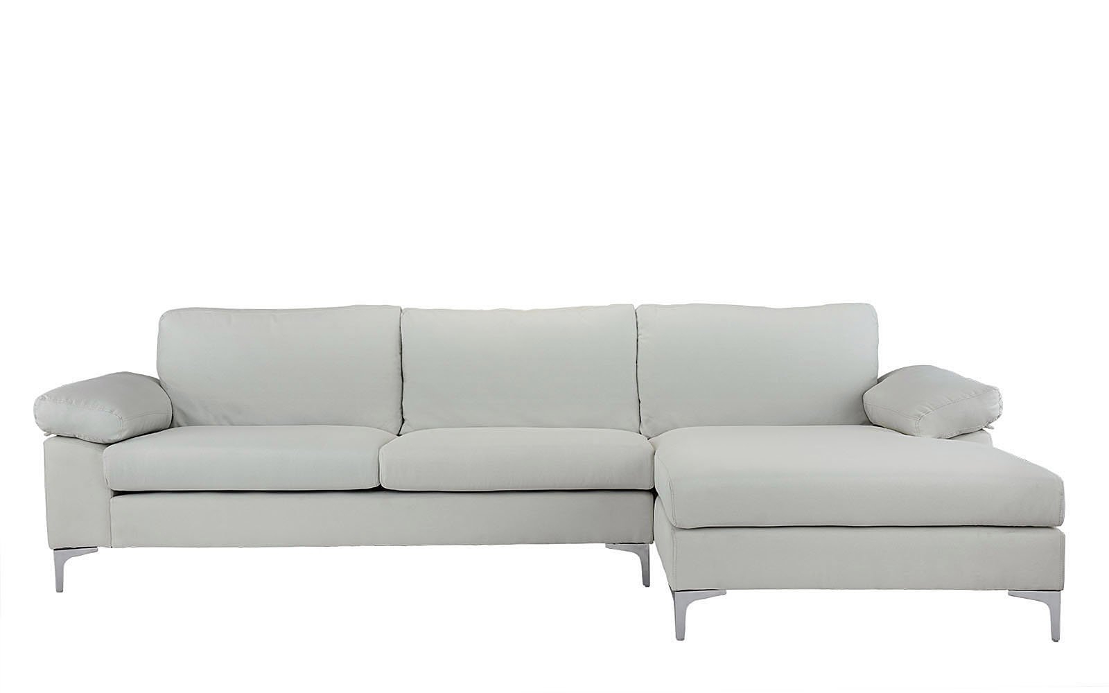 Products Pertaining To Trendy Mcculla Sofa Sectionals With Reversible Chaise (View 11 of 20)