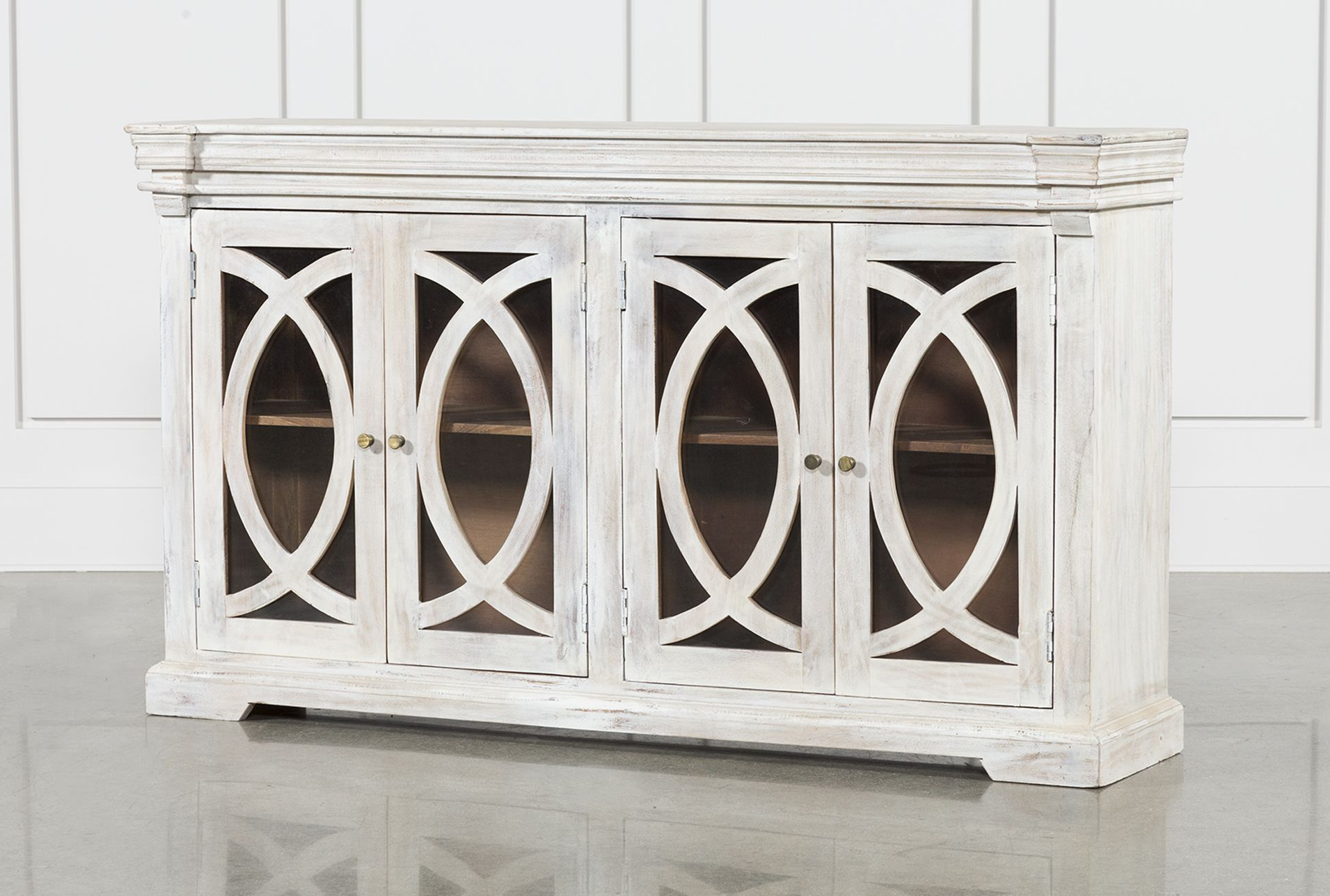 Products With White Wash 4 Door Sideboards (View 9 of 20)