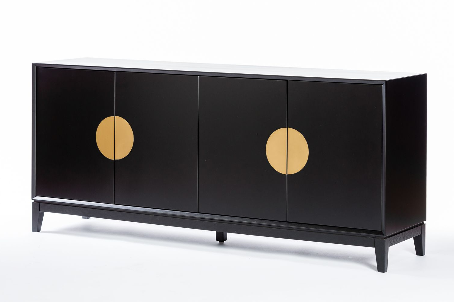 Rani 4 Door Sideboards Intended For Well Known Unico Milano (View 18 of 20)