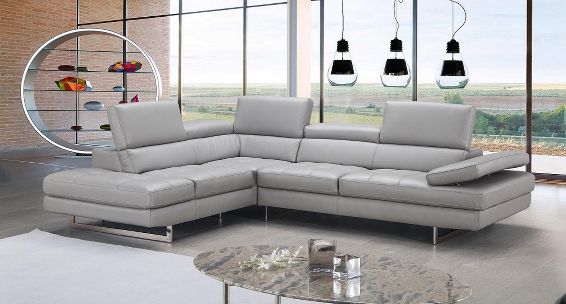 Recent Aurora 2 Piece Sectionals With Aurora Rf Sectional Sofa 18142 J&m Sectional Sofas (View 17 of 20)