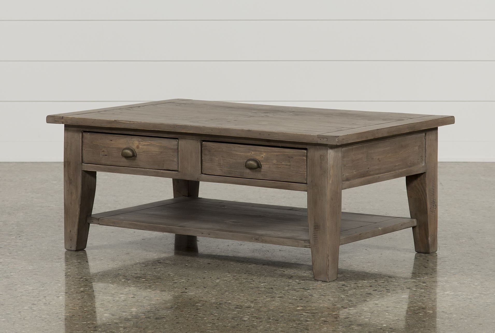 Recent Coffee Table: Living Spaces Coffee Table Living Spaces End Tables Within Ducar Cocktail Tables (Gallery 4 of 20)