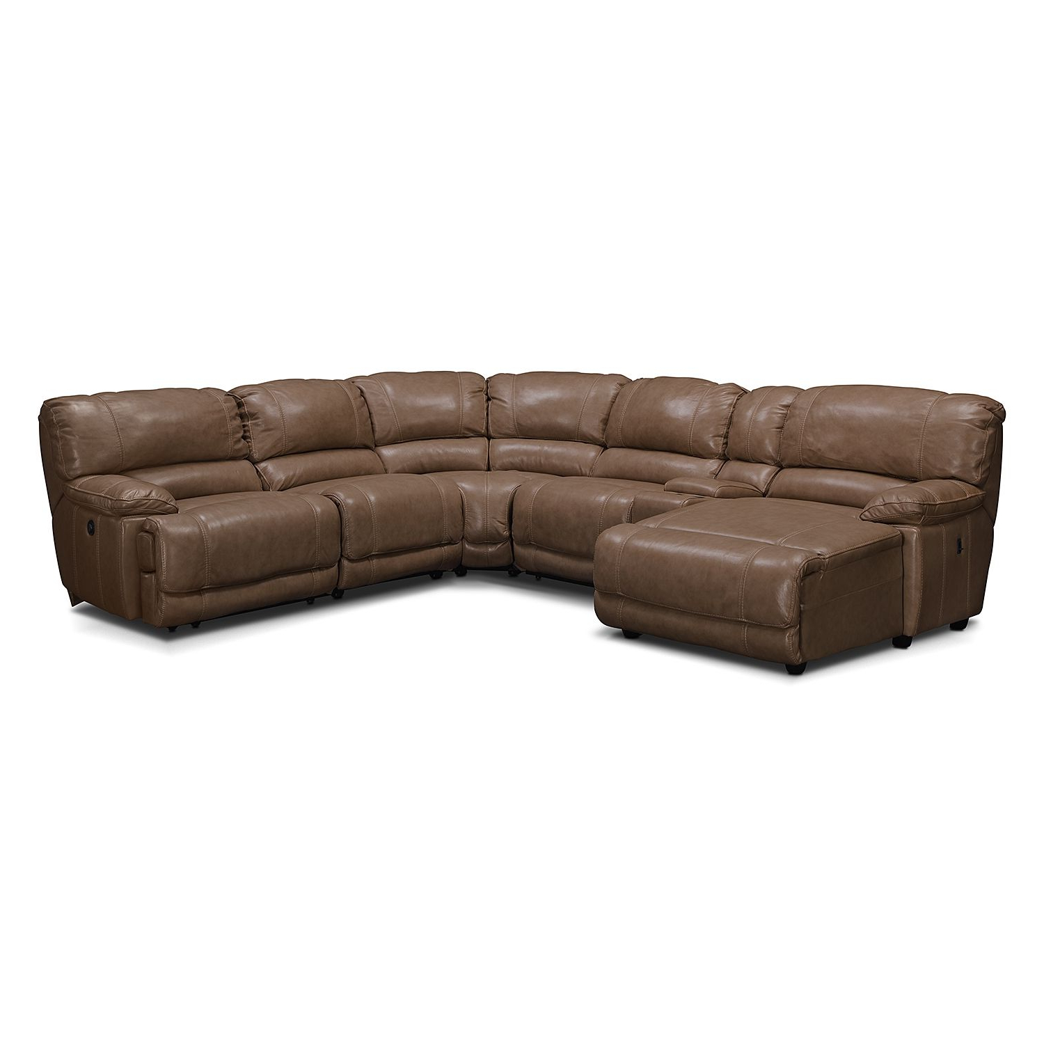 Recent Kristen Silver Grey 6 Piece Power Reclining Sectionals Regarding St (View 16 of 20)